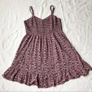 TORRID multicolor summer dress size 3 ( 3X )
